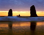 Canyon Beach Sunset, Cannon Beach, Oregon 02