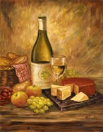 Tuscany Table With Cheese