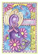 Breast Cancer Awareness: Strength Angel