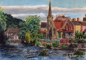 Llangollen Methodist Church Wales UK