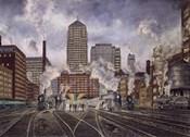20Th Century Ltd., Leaving Chicago