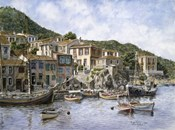 Kokkari Samos, Greece, Fisherman's Corner