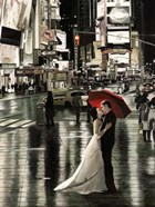 Romance in New York (Detail)