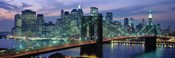 Brooklyn Bridge and Skyline