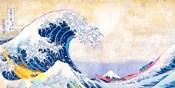 Hokusai's Wave 2.0 (Detail)