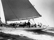 Yankee Cruising on East Coast, 1936