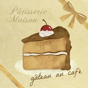 Gateau au Cafe