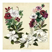 Magnolia & Poppy Wreath II