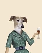 Greyhound Wine Snob