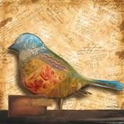Bird of Collage I