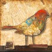 Bird of Collage II