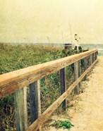 Beach Rails I