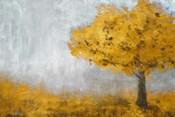 Yellow Eternal Tree