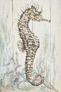 Antique Sea Horse I