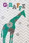 Emerald Giraffe