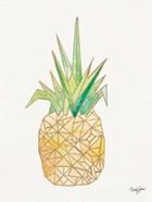 Origami Pineapple