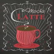 Coffee Chalk Square II