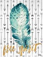 Free Spirit Feather