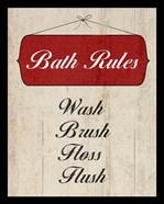 Bath Rules I