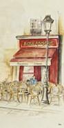 Cafe Du Paris Panel I