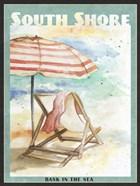 Shore Poster I