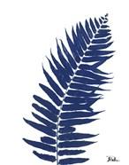 Indigo Ferns I