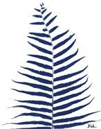 Indigo Ferns II