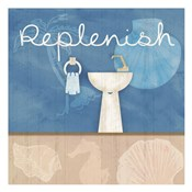 Replenish Sink