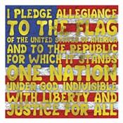 Allegiance Pledged