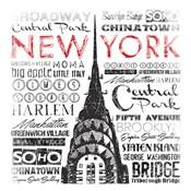 New York Words