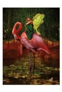 Flamingo Fairy 82390