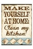Clean My Kitchen
