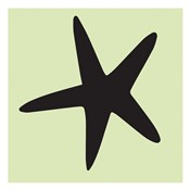 Starfish Cutout