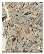 Modern Map of Brooklyn
