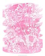 Fuchsia Bouquet I