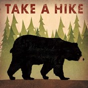 Take a Hike Black Bear