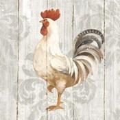 Farm Friend IV on Barn Board