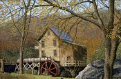 Glade Creek Grist Mill I Beckley, Wv