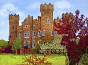 Ireland - Clonyn Castle, Co Westmeath