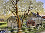 Mccormick Mill, Steeles Tavern Va