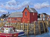 Rockport Motif I, Maine