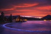 Everygreen Lake Sunrise