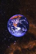 Bright Blue Earth