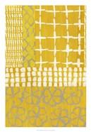Golden Blockprint I