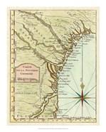 Petite Map of Georgia