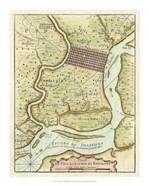 Petite Map of Philadelphia