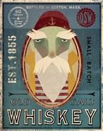Fisherman VIII Old Salt Whiskey