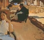 Valencian Sketch no1 (Calle del Cabanal, Valencia), ca 1902