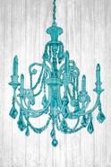 Luxurious Lights III Turquoise
