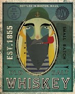 Fisherman VII Old Salt Whiskey